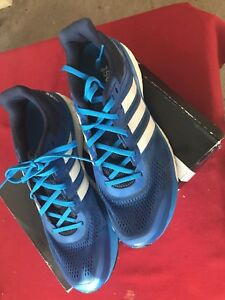 1bc24427a78a4 Adidas Supernova Glide Boost 8 Men s Shoe Size 7.5 Blue Running 7 1 ...