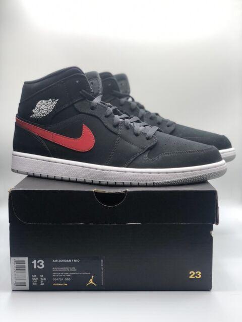 Mens Sz 12 Nike Air Jordan 1 Retro Mid