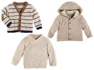 Baby-Cardigan-Organic-100-Cotton-Boys-Girls