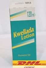 Kwellada %5 Lotion 120ml/4oz Treatment of Scabies and Pubic Lice Buy