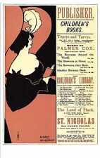 Publishers Dalkeith Postcard Set Lippincott's Simplicissimus QF.436