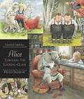 Alice Through the Looking-Glass: Walker Illustrated Classics by Lewis Carroll (Paperback, 2009)