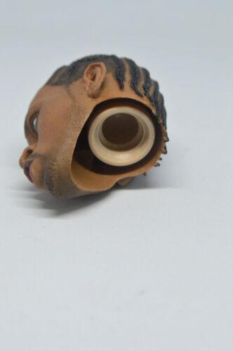 HOT FIGURE TOYS 1//6 Scale  Allen Iverson Enterbay  head  headplay Custom