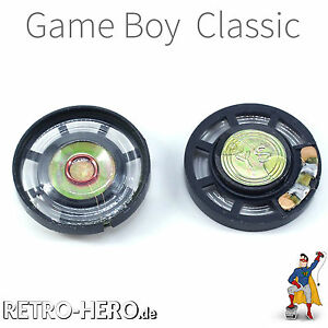 Game-Boy-Classic-GB-Ersatz-Lautsprecher-Sound-gameboy-Audio-Speaker-Replace-Neu