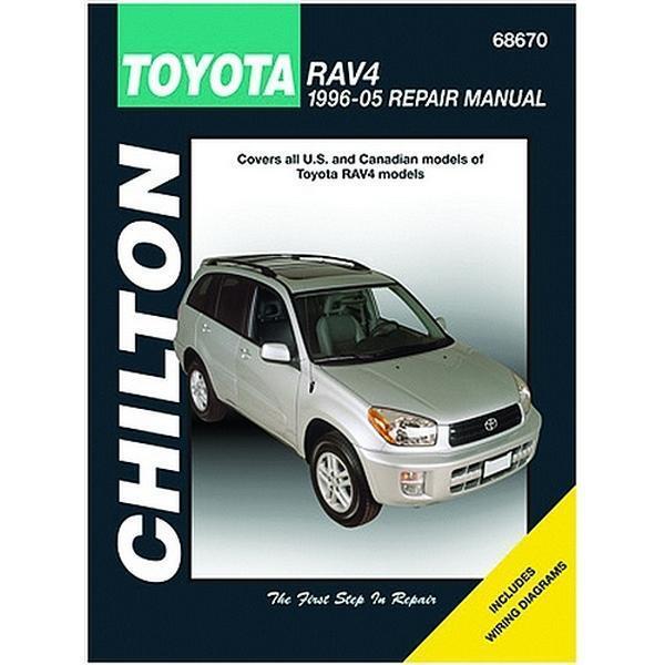 repair manual chilton 68670 fits 96 12 toyota rav4 ebay rh ebay com Nissan 240SX Toyota Supra