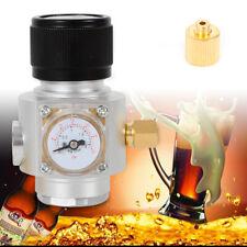 Durable Keg Regulator Co2 Charger For Soda Stream Bottle With Thread Tr 21 4