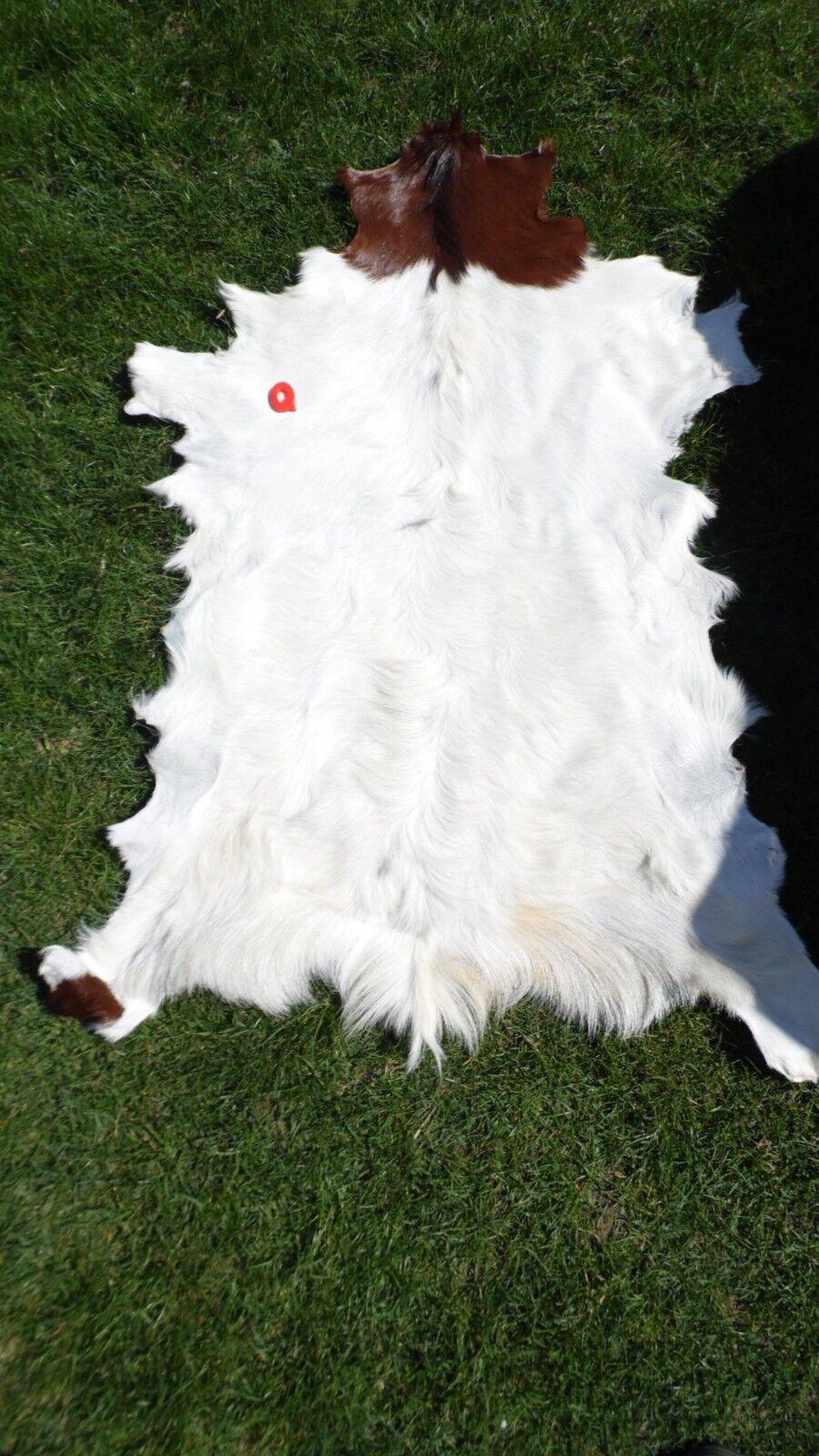 Ziegenfell  Goatskin Leather  Ziege Ziege Ziege  Teppich  Läufer  Kamin Deko | Schenken Sie Ihrem Kind eine glückliche Kindheit  9dc592