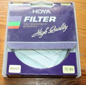 HOYA-FILTER-72-0-mm-DIFFUSER-NEW-in-box