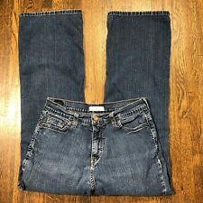 Size 12 Short Levi's Perfectly Slimming Boot Cut 512 Jeans