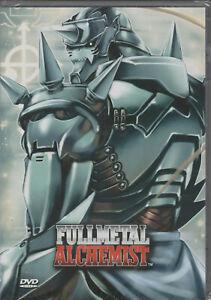 Fullmetal Alchemist Complete Season 2 Two on DVD, Episodes ...