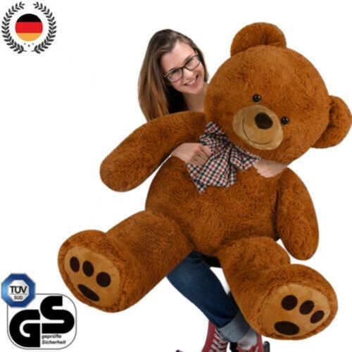 Teddybär Plüsch Kuschel Stoff Tier Teddy Bär Valentinstag 90cm Riesen XXL TY