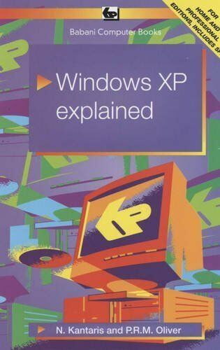 1 of 1 - NEW BOOK Windows XP Explained by Noel Kantaris (Paperback)