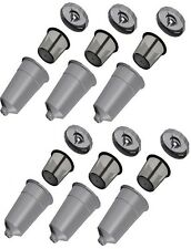 SIX (6) Replacements for My K-Cup Keurig Reusable Coffee Filter- * Brand New *