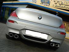 DUPLEX 4-Rohr Sportauspuff 6er BMW E63 E64 645Ci 245kw SOUND - Sofort ab Lager