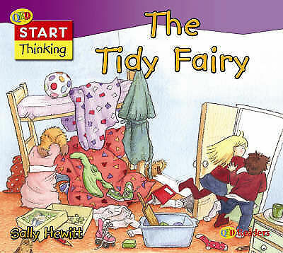 1 of 1 - Sally Hewitt, The Tidy Fairy (QED Readers: Start Thinking), Very Good Book