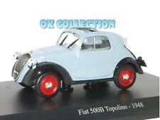 1:43 FIAT 500B TOPOLINO - 1948 _ (82)