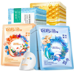 Peel-Off-Facial-Mask-Sheet-Deep-Moisture-Clean-Face-Mask-Pack-Essence-Skin-Care