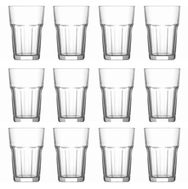 Caipirinha Caipi Cocktail Gläser Transparent 300 ml 12 Stück