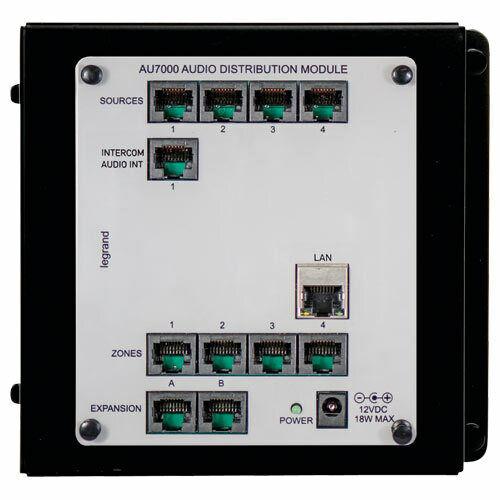 AU7000 On-Q//Legrand Digital Audio Distribution Module