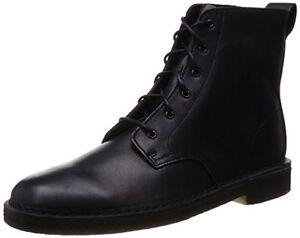 5 Boots 8 Clarks True Mali Originals G Black Lea Uk 8 Hombres Desert X wq6x7qH