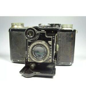 Very-nice-Zeiss-Ikon-Super-Nettel-camera