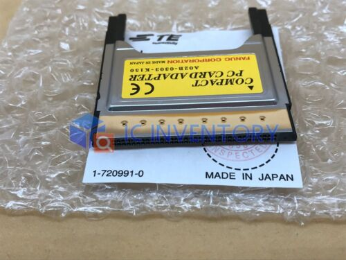 1PCS New GE Fanuc A02B-0303-K150 PC Card Adapter
