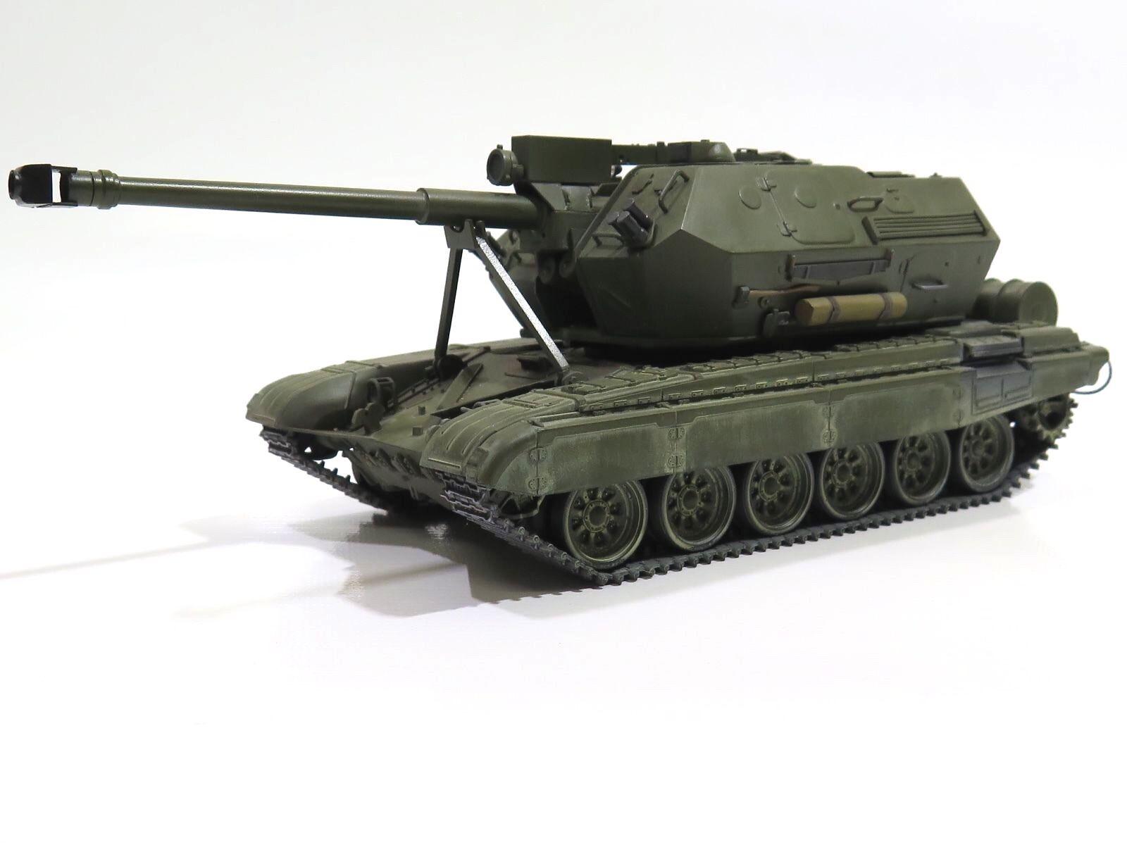 MY2007 - 1 35 PRO BUILT - Resin Scratch (PanzerShop) Experimental Soviet Himalay