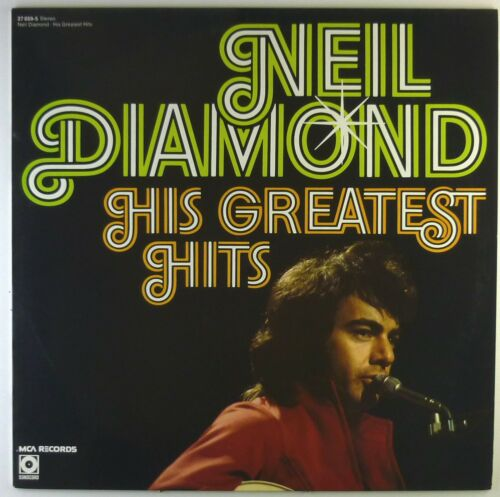 """1 von 1 - 12"""" LP - Neil Diamond - His Greatest Hits - L5436h - washed & cleaned"""