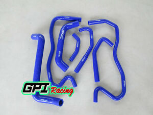 Holden-Commodore-VE-6-0L-LS2-SS-HSV-2006-on-silicone-radiator-heater-hose-BLUE