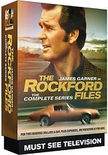 The Rockford Files: Complete 1970s Series Seasons 1 2 3 4 5 6 Boxed DVD Set NEW!