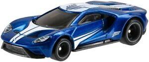 2016-Hot-Wheels-Forza-Motorsport-2017-Ford-GT-Retro-Entertainment-Car-NEW