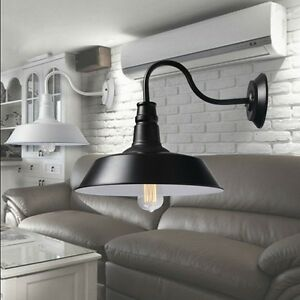 Swing Arm Wall Lamp Indoor Wall Lights White Kitchen Lighting Black Wall Sconce Ebay