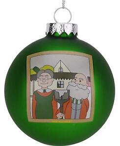 Tree-Buddees-American-Xmas-Painting-Glass-Christmas-Ornament-Funny-Xmas-Santa