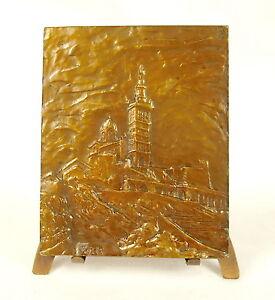 Medalla-provenzal-Marsella-Basilica-Notre-Dame-de-la-Garde-Buena-Mere-Medal