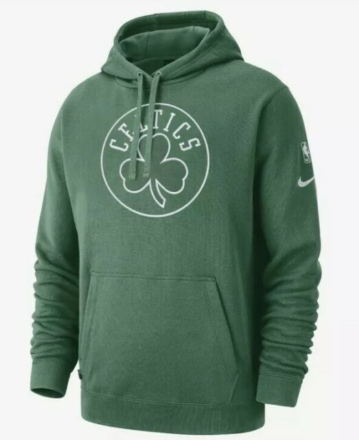 Nike NBA Boston Celtics Courtside Hoodie Green Aj2835 312 Mens Size Small