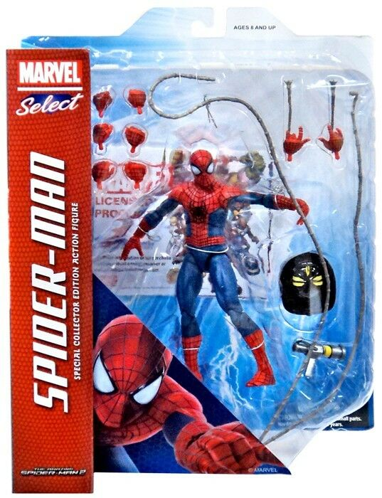 Amazing Select Spider-Man 2 Marvel Select Amazing Spider-Man Action Figure 157cf9