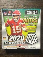 Panini Mosaic NFL Football Mega Box - 2020