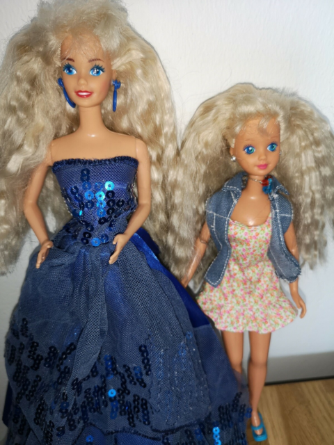 Barbie, Barbie og Skipper, Teen fun skipper og Barbie. I…