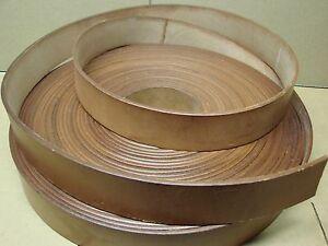 new 2 quot x 3 16 quot x 12 quot flat leather machine drive belt
