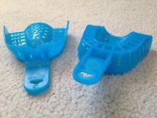 12pcs Autoclavable Dental Impression Trays 3 Medium Upper