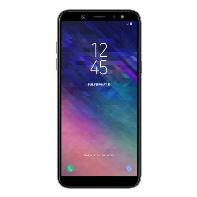 Samsung Galaxy A6 2018 A600FN 32GB 5.6 ITALIA Lavander NUOVO Orchid Grey Lavanda