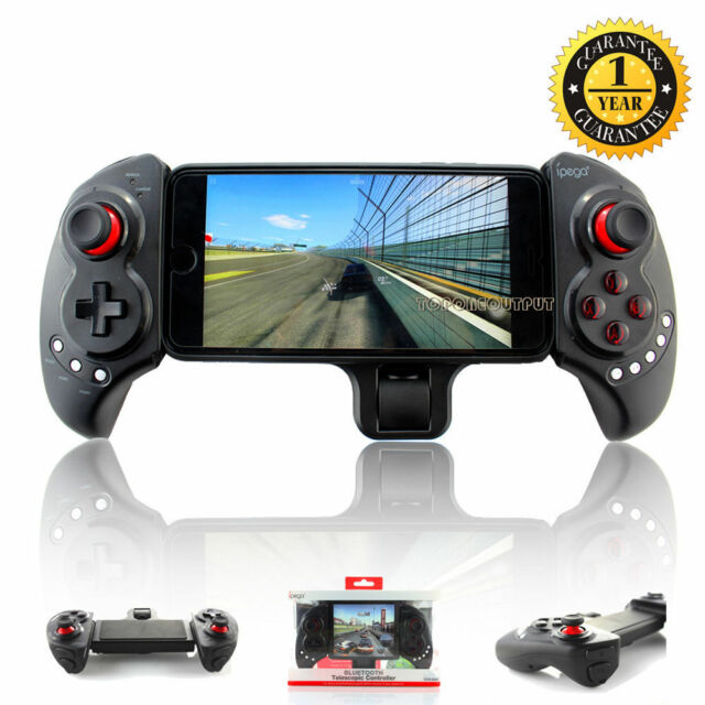 Wireless Bluetooth Ipega PG-9023 Game Controller for Smartphone IOS Android Pad