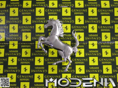 Ferrari Emblème 77 mm Ballabio Rampante Cheval 458 308 550 F50 456 430 400 412