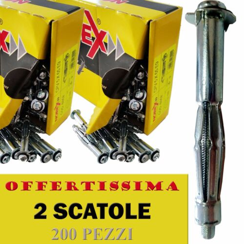 USO PROFESSIONALE TASSELLI PER CARTONGESSO 5X65 200 PEZZI MADE IN ITALY