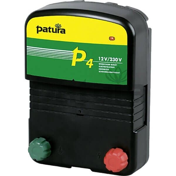 Patura  P4 Multi Voltage Energiser for Electric  Fences - 147410  brand on sale clearance