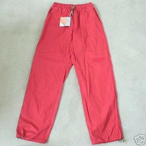 RIPSTOP COTTON TROUSERS HIKING TRAVEL OUTDOOR