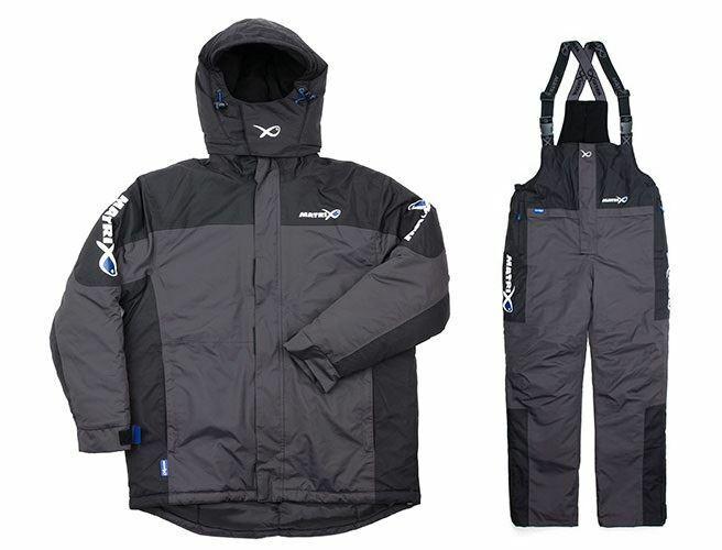 Fox Matrix Winter Suit / Coarse Fishing Clothing