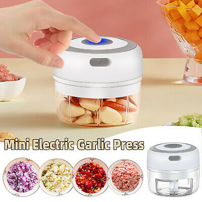 Blesiya Efficient Handle Food Processor Choppers Mincer Meat Grinder Red