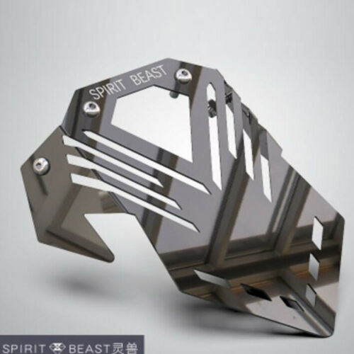 SPIRIT BEAST Motorcycle Fender Rear Front Mudguard stainless steel Mudflap