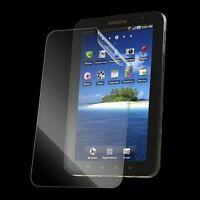 Samsung Galaxy Tab 7 P1000 Schutzfolie Echtglas Ultraclear Vorderseite